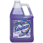 Model CPC 53058 - Colgate Palmolive Fabuloso Lavender Scented All Purpose Cleaner 4 x 1 Gallons