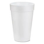Dart Foam Cups 16 Ounce Foam Cups 1000ct