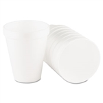 Dart Foam Cups 10 Ounce 1000ct