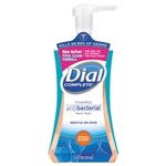 Model DIA 02934CT Dial Antibacterial Foaming Hand Wash with Lotion - Original Scent Foam Soap