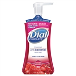 Model DIA 03016CT Dial Antibacterial Foaming Hand Wash with Lotion - Power Berries Scent Foam Soap