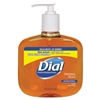Model DIA 80790CT Liquid Dial Gold Antimicrobial Hand Soap Pumps - 12 x 16oz.
