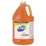 Model DIA 88047CT Liquid Dial Gold Antimicrobial Hand Soap 4 x 1 Gallon Refill Jugs