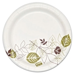 "Dixie Pathways Collection Dinnerware Heavyweight 5 7/8"" Paper Plates 1000ct"