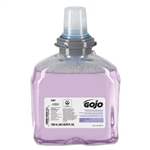 GOJO Model 536102 Premium Foam Soap Hand Wash with Skin Conditioners 2 x 1200ml TFX Refill Cartridges