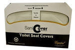 In-House Brand Sanitary Paper Tissue Toilet Seat Covers 5000ct