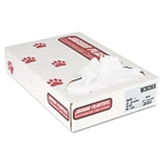 "Jaguar Model JAG-W3036X - JAGUAR PLASTICS 20 - 30 Gallon Trash Bags White 30"" x 36"" .90 Mil - 100ct"