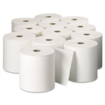 Model KCC01080 - Kleenex Premium White Hardwound Paper Hard Roll Hand Towels 12 x 425'