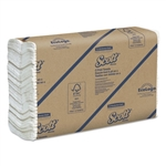 KCC 01510 Scott® Premium White C-Fold Paper Towels