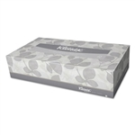 Kleenex KCC03076 Facial Tissue 2-Ply Flat Box 12 x 125ct