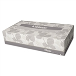 Kleenex KCC21606 Facial Tissue 2-Ply Flat Box 48 x 125ct