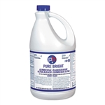 Pure Bright® Liquid Disinfectant Bleach 1-GAL Bottle.