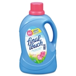 Model: PBC58420CT - Phoenix Brands Final Touch Ultra Liquid Fabric Softener 4 x 120oz Bottles