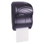 Model SJMT1390TBK - San Jamar Electronic Oceans Tear-N-Dry Touchless Roll Towel Dispenser - 1 Each