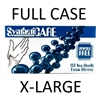 Medical Exam Disposable Latex Free Powder Free Vinyl Gloves 10 x 100ct X-LARGE