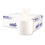 WINDSOFT PAPER White 2-Ply Center-Pull Hand Towels - 6 x 660'