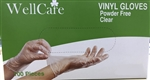 Medical Exam Disposable Latex Free Powder Free Vinyl Gloves 10 x 100ct LARGE