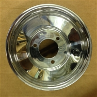 "14308  6"" x 4"" Polished Wheel"