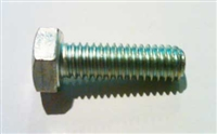 44773  5/16-18 x 1 Zinc Plated Cap Screw