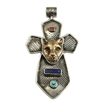 Tabra Cross Pendant