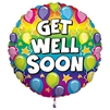 Balloon- Get Well Soon