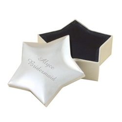 Personalized Star Keepsake Box