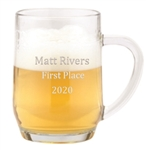 20 Ounce Personalized Beer Mug