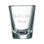 Personalized  Engraved Shot Glass