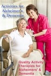 Activity Therapy for Alzheimers & Dementia Clients.  Staff training using the ImaginationGYM Methodology.