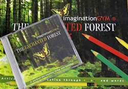 The Enchanted Forest CD & Activity Book Pack