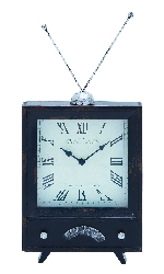 Camden Television Table Clock