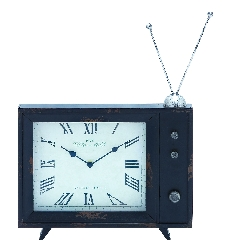 Tristan Television Table Clock