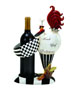 Savannah Rooster Wine Holder In Innovative