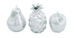 Sharon Bowl Filler Silver Fruit Set