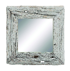 Victoria Square Wood Reclaimed Mirror