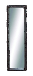Ddmashen Wood Dressing Mirror