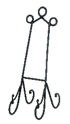 Ashton Easel Made of Premium Grade Alloy