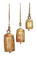 Avery Rope Cow Bell Set 3