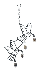 Melody Bird Wind Chime