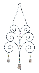 Jocelyn Abstract Wind Chime