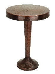 Kingston Vintage Inspire Bronze Accent Table