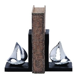Adelyn Sailboat Bookend Set