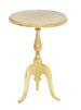 Angel Aluminum Accent Table With Look