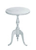 Felix Hammered Finish Accent Table