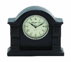 Karida Shanghai Wood Table Clock