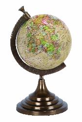 Maryam Globe Atlas