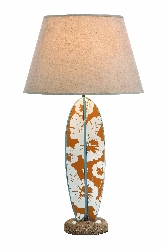 Rowan Surfboard Table Lamp