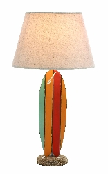 Hugo Surfboard Table Lamp