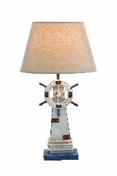 Anya Lighthouse Table Lamp