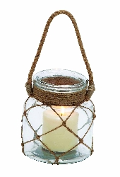 Tolors Roped Candle Lantern